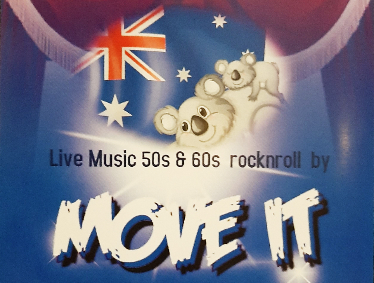 Move It Australia Day at the Grosvenor